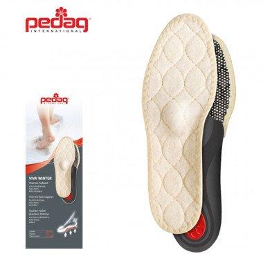 Pedag VIVA VINTER 198 - Ортопедическая каркасная стелька-супинатор для зимней обуви