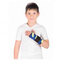 Детский бандаж на лучезапястный сустав с металлической шиной Тривес Т-8331