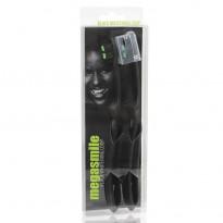 Зубная щетка Megasmile Loop Black Whitening 2 шт