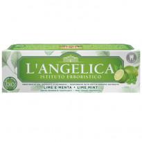 Зубная паста Langelica Лайм и мята 75 ml