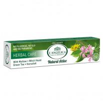 Зубная паста Langelica Натуральный травяной уход 75 ml