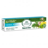 Зубная паста Langelica Взрыв целебных трав 75 ml