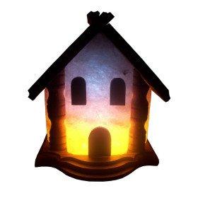 Соляная лампа Домик 5-6 кг